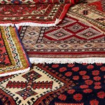 ancient handmade carpets and rugs-Lacey